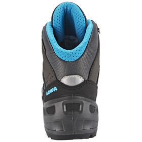 Lowa Approach GTX Mid - Chaussures Enfant - gris